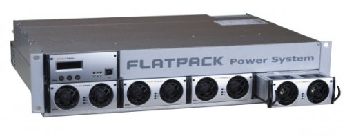 FlatPack2 2U Integrated